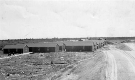 The below pictures show some of the history of &quot;Good ole Gander&quot; from its conception as NFLD Airport in the mid 1930&#039;s, the Canadian Military renamed it &quot;Gander&quot; in 1941. The old townsite is almost no more, but for us Ganderites who lived there, we remember the busy airport, going to schools and Saturday matinees at the Star Theater. Although we can not revisit actual structures, some of the simplest pictures bring back some of the fondest memories. For a real flavour of life on the old townsite, and to see how the &quot;first wave&quot; of original Ganderites remember their early days. Visit &lt;a href=&quot;http://www.gaflight.org&quot; target=&quot;_blank&quot;&gt;www.gaflight.org&lt;/a&gt;<br> They were the luckiest ones!<br> If you have any more photos or comments (corrections) please forward them to me at &lt;a href=&quot;mailto:homes@nl.rogers.com&quot;&gt;homes@nl.rogers.com&lt;/a&gt;<br> Thanks for looking.<br> Rick Stead<br> Class of 1968 - Gander Collegiate